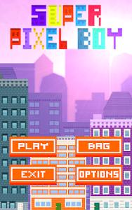 Super Pixel Boy-Free screenshot 5