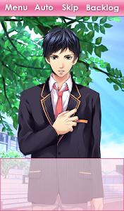 乙女ゲーム「ミッドナイト・ライブラリ」【利波裕太ルート】 screenshot 8