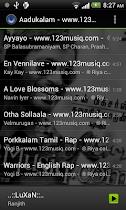 Default Music Player - screenshot thumbnail 04