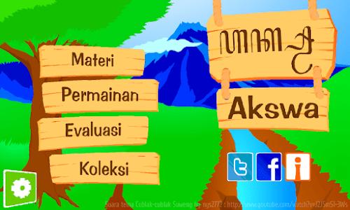 Akswa - Belajar Aksara Jawa screenshot 0