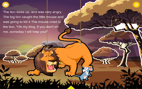 The Lion and The Mouse screenshot 1