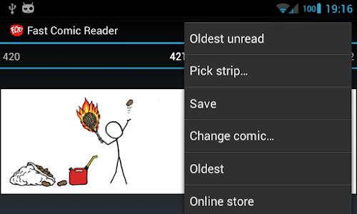 Xkcd plugin for FCR screenshot 2