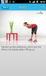 Ladies' Waist Workout screenshot 1