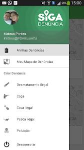 SIGA Denúncia screenshot 1