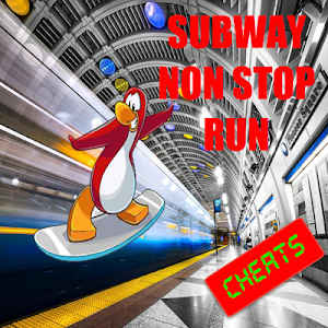 Subway Non stop run screenshot 2
