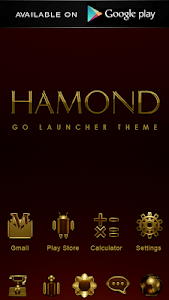 HAMOND Poweramp widget pack screenshot 6