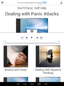 Don't Panic Self-Help screenshot 4