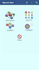 Mysore Bus Info screenshot 4