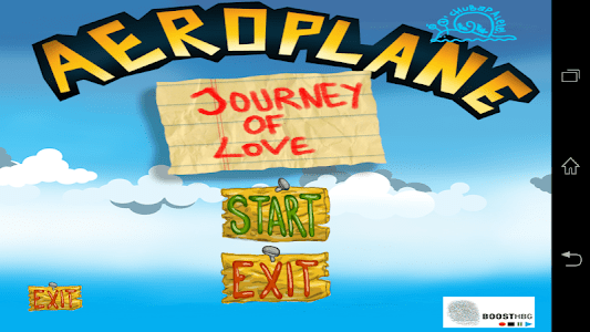Aeroplane Journey of Love screenshot 5