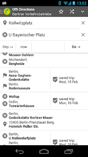 Offi - Journey Planner screenshot 01