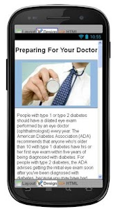 Diabetic Retinopathy Disease screenshot 6