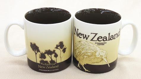 紐西蘭-星巴克-城市杯-代購 by 紐風小羊 | Go1Buy1