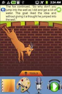 Fox and the Goat - Kids Story screenshot 2