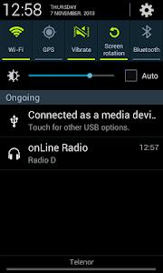 Radio D/DPlus screenshot 3