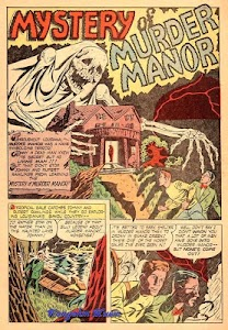 Eerie Comics #1 Avon (1947) screenshot 2