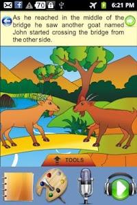 Two Silly Goats - Kids Story screenshot 1