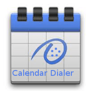 Calendar Dialer for Android download
