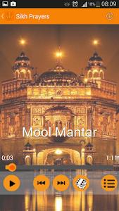 Nitnem- Sikh Prayers screenshot 1