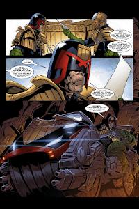 2000 AD Comics and Judge Dredd screenshot 16