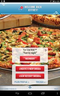 Domino's Pizza USA screenshot 06