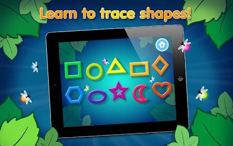Shapes and Robot Faces Tracing screenshot 13