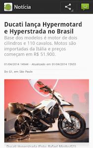 Carros e motos - Notícias screenshot 4