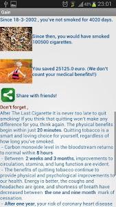 Quit Smoking screenshot 2