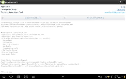 Smart App Manager screenshot 14