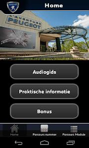 Museum van l'Aventure Peugeot screenshot 0