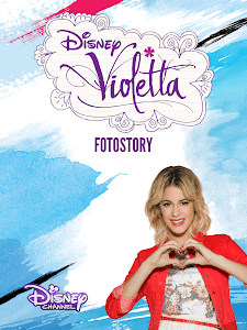 Violetta - Fotostory screenshot 5