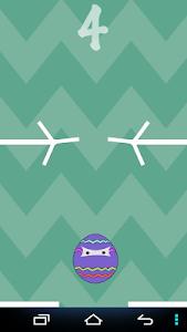 Zig Zag Egg Jumps screenshot 1