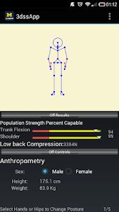 3D SSPP screenshot 1