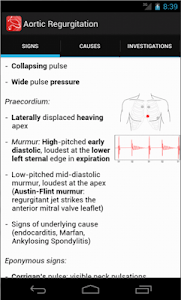 Cardiology OSCE Cases screenshot 1