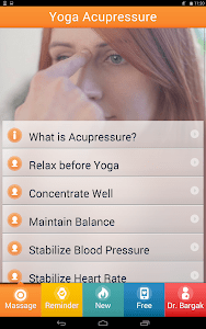 Effective Yoga - Acupressure. screenshot 13