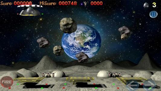 Space Rescue screenshot 1
