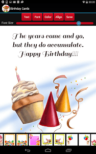 Birthday Cards screenshot 11