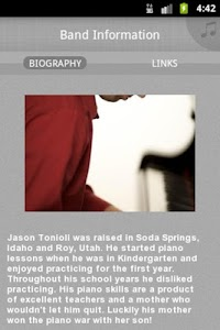 Jason Tonioli screenshot 3