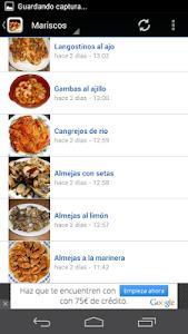 Recetas de cocina screenshot 6