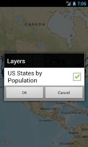 Branded Map App Demo screenshot 3