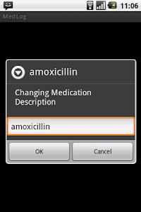Medication Log screenshot 4