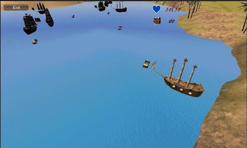 Pirates RB screenshot 3