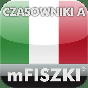 FISZKI Włoski Czasowniki A
