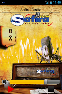 Safira Radio screenshot 0