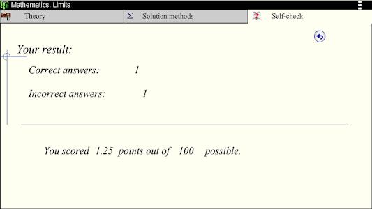 Math.Limits screenshot 20