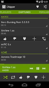 Chipper - A Keygen Jukebox screenshot 5