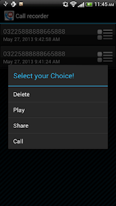 Call Recorder Free screenshot 2
