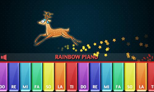 Rainbow Piano screenshot 6