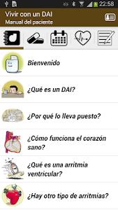 Vivir con un DAI screenshot 0