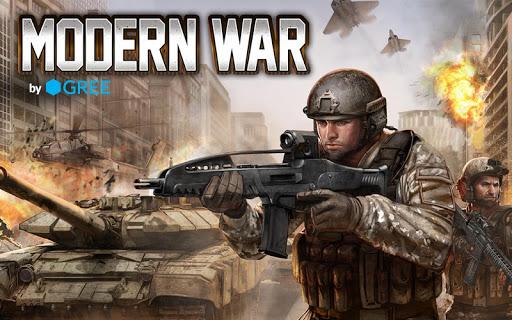 Modern War by GREE screenshot 10