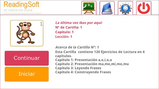 Curso 1 Aprender a Leer screenshot 13